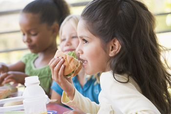 School healthy lunch program in Vancouver and Surrey BC