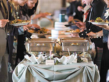 Vancouver Corporate Gourment Buffet - Canel Caterers