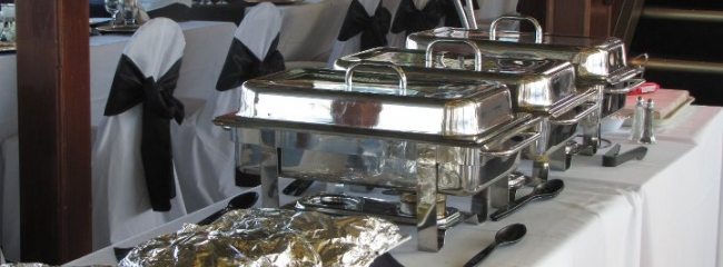 Canuel Caterters - Full Service Catering Company for Holiday Office Events, Weddings and