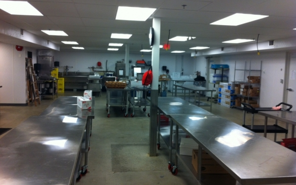 Cauel Caterers Production Facility: Assembly